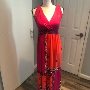 Boston Proper maxi dress